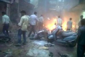 Mumbai serial bomb blasts 2011