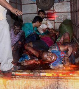 Mumbai serial blasts July 2011