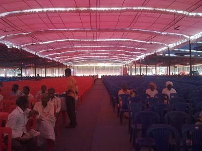 Abhinandana samavesha - Hubli - Yaddyurappa